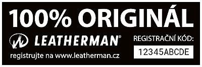 100% originál produkt od Leatherman